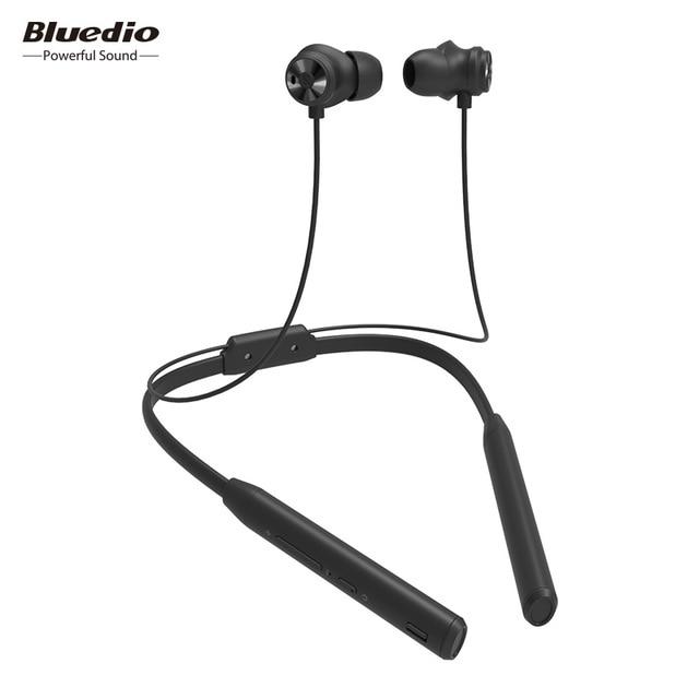 Bluedio TN2 спортивные Bluetooth наушники с активным шумоподавлением/беспроводная гарнитура для телефонов и музыки