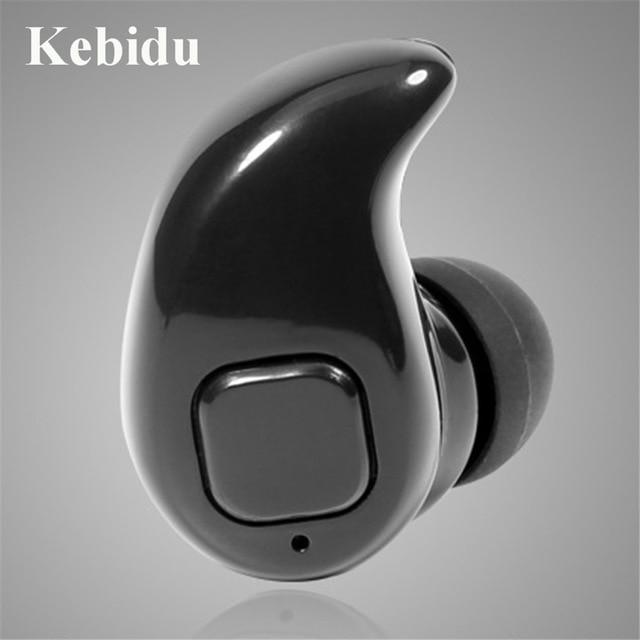 Kebidu S530X мини беспроводные наушники-вкладыши Наушники Hands-Free Bluetooth стерео вакуумные наушники бас Bluetooth гарнитура