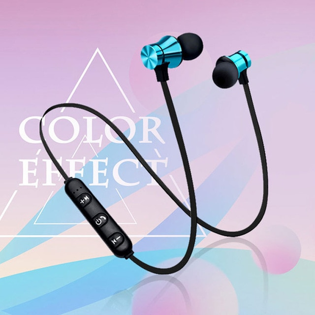 XT-11 магнитные Bluetooth наушники V4.2 стерео спортивные водонепроницаемые наушники беспроводные наушники-вкладыши с микрофоном для iPhone samsung
