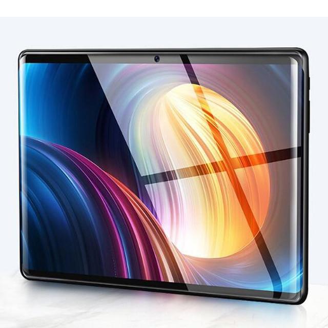 6 + 128 ГБ, 10 дюймовый планшет, компьютер, 3g Android 9,0 Octa Core супер планшетов с оперативной памятью 6 ГБ Rom128GB Wi-Fi gps 10,1 планшет ips S119 двойная sim gps