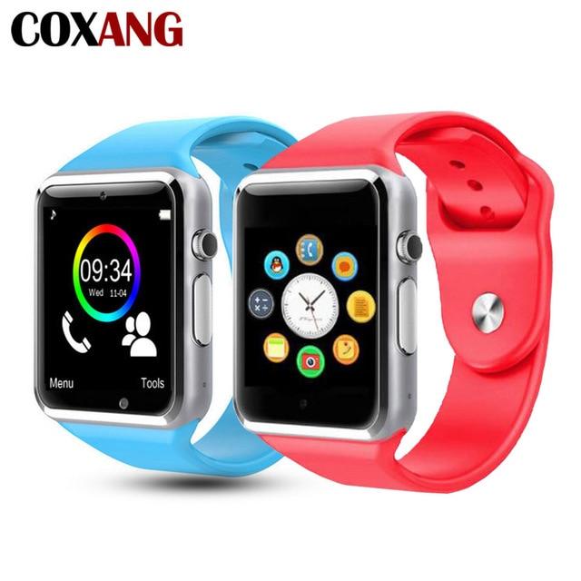 COXANG умные часы для детей детские часы телефон 2 г sim-карта Dail Call сенсорный экран водостойкие умные часы Smartwatches