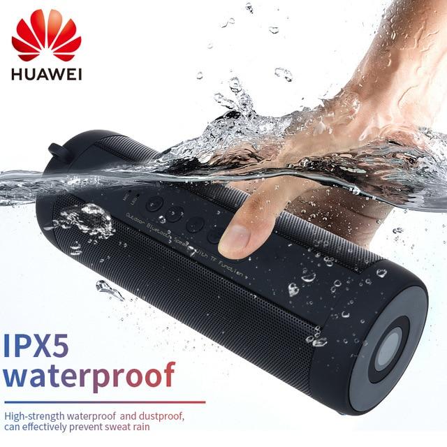 Huawei Bluetooth динамик портативные беспроводные колонки для телефона компьютер стерео музыка объемные водонепроницаемые напольные колонки коробка