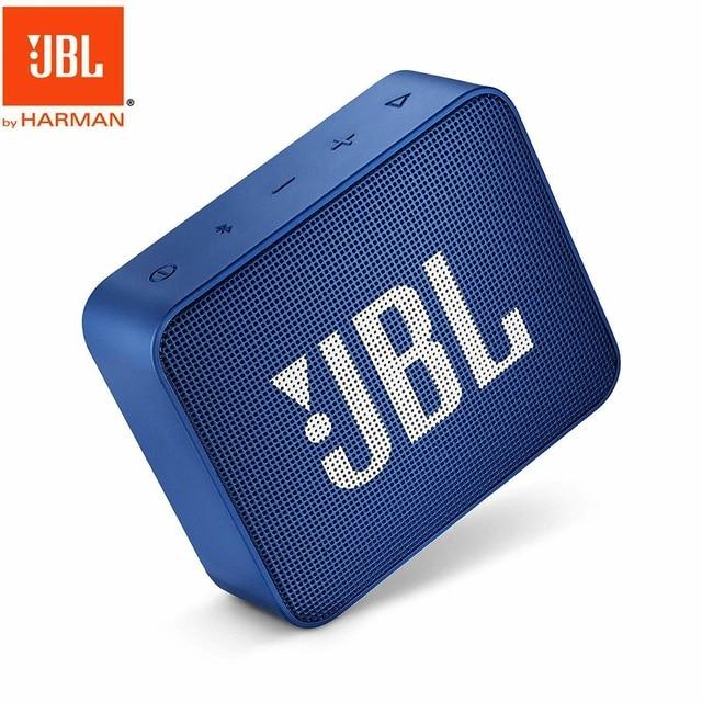 JBL GO2 беспроводной Bluetooth динамик Jbl Зарядка батарея с микрофоном IPX7 водонепроницаемый Jbl Go 2 enceinte Блютуз динамик Саундбар микрофон