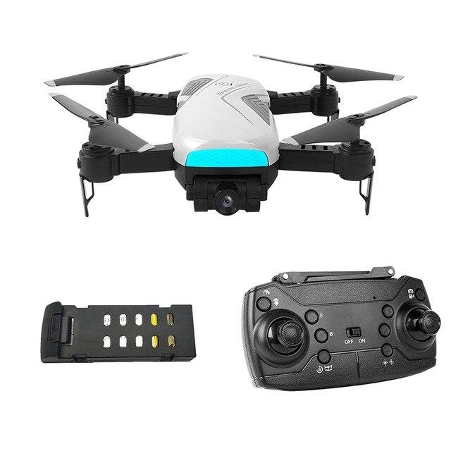 LH-X41FB оптический поток двойной объектив Радиоуправляемый Дрон Вертолет игрушки четыре оси распознавание жестов камера RC Дрон с камерой детский подарок