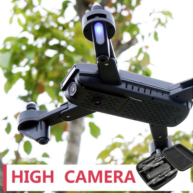 SMRC 169 мини Квадрокоптер Дрон с камерой HD следить за мной Wi-Fi Шахта RC самолет гоночный Вертолет FPV гоночный Дрон x PRO profission
