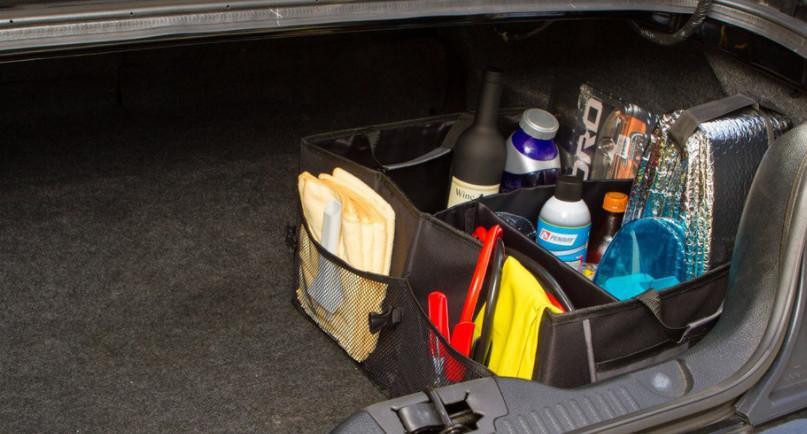 сумка для багажника