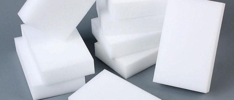 Magic Sponge — мой отзыв о меламиновых губках с AliExpress