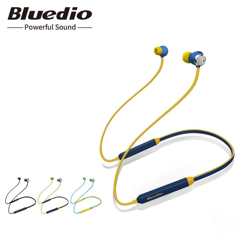 Bluedio TN спортивные Bluetooth наушники с активным шумоподавлением Беспроводная гарнитура для телефонов и музыки Bluetooth наушники