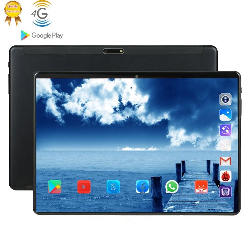 CP9 фаблет 10,1 экрана планшета mutlti сенсорный экран Android 9,0 Octa Core оперативная память 6 ГБ Встроенная память 64 Гб Камера 8MP Wi-Fi, 10 дюймовый планшет 4 аппарат не привязан к оператору сотовой связи pro pc