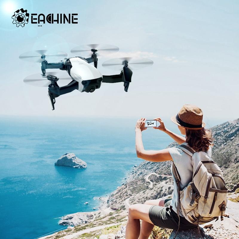 Eachine E511-Модернизированный E58 wifi FPV с 1080 P/720 P HD камерой Безголовый режим 16 минут время полета складной RC Дрон Квадрокоптер