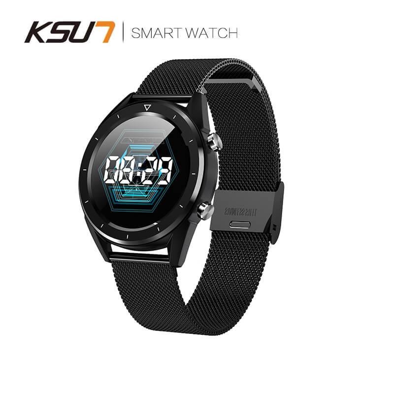 KSUN KSR901 Смарт-часы Bluetooth Android/IOS телефоны 4G водонепроницаемый gps сенсорный экран Спорт Здоровье