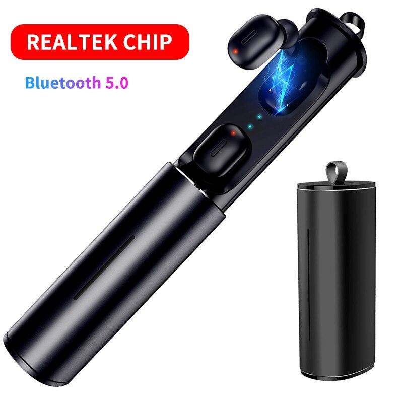 Мини T1 TWS V5.0 Bluetooth наушники 3D True беспроводные стерео наушники с микрофоном Портативный hifi глубокий бас звук беспроводная двойная гарнитура