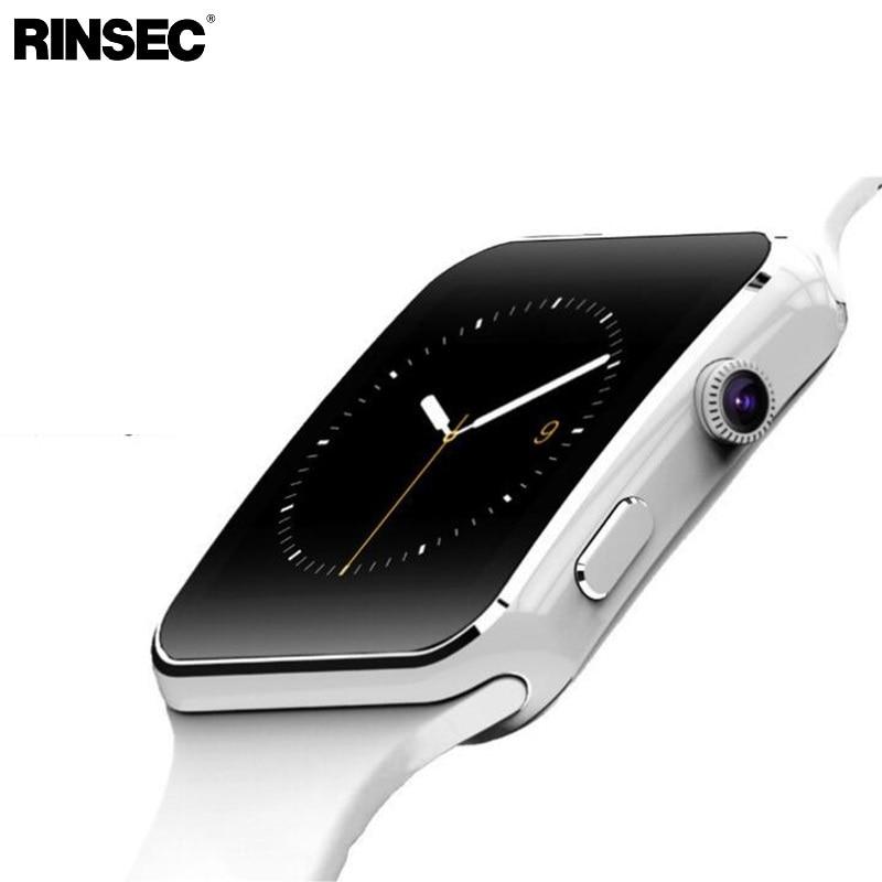 Новое поступление X6 Смарт-часы с Камера Сенсорный экран Поддержка SIM карты памяти смарт-часы с Bluetooth