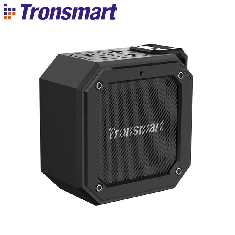 Tronsmart Groove (Force Mini) bluetooth-динамик IPX7 водонепроницаемый Колонка портативный динамик для компьютера с 24 H Playtime