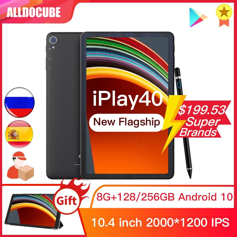 ALLDOCUBE iPlay40 10,4 дюймов 2K FHD 2000*1200 8 ГБ ОЗУ 128 Гб ПЗУ Android 10 T618 CPU LTE|Планшеты| | АлиЭкспресс